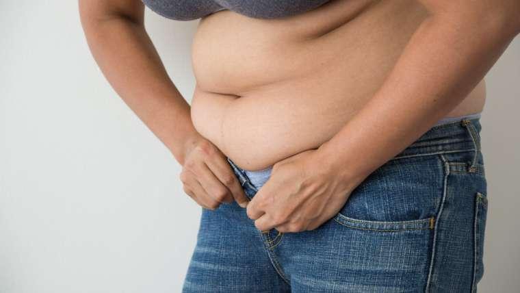 graisse, Les dépôts de graisse génétiques